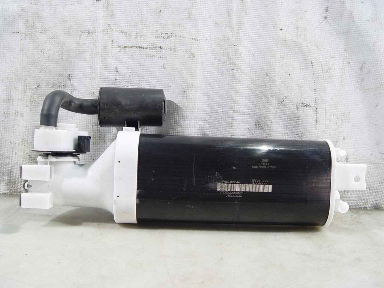dodge зарядное устройство 15- фильтр угольный паров топлива