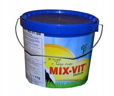 Витамины MIX-VIT BM для крупного рогатого скота ЭКОПЛОН коровы