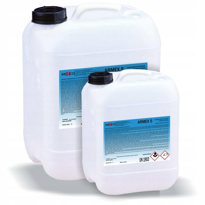 Armex 5 5kg Dwutlenek Chloru Legionella, wirusy