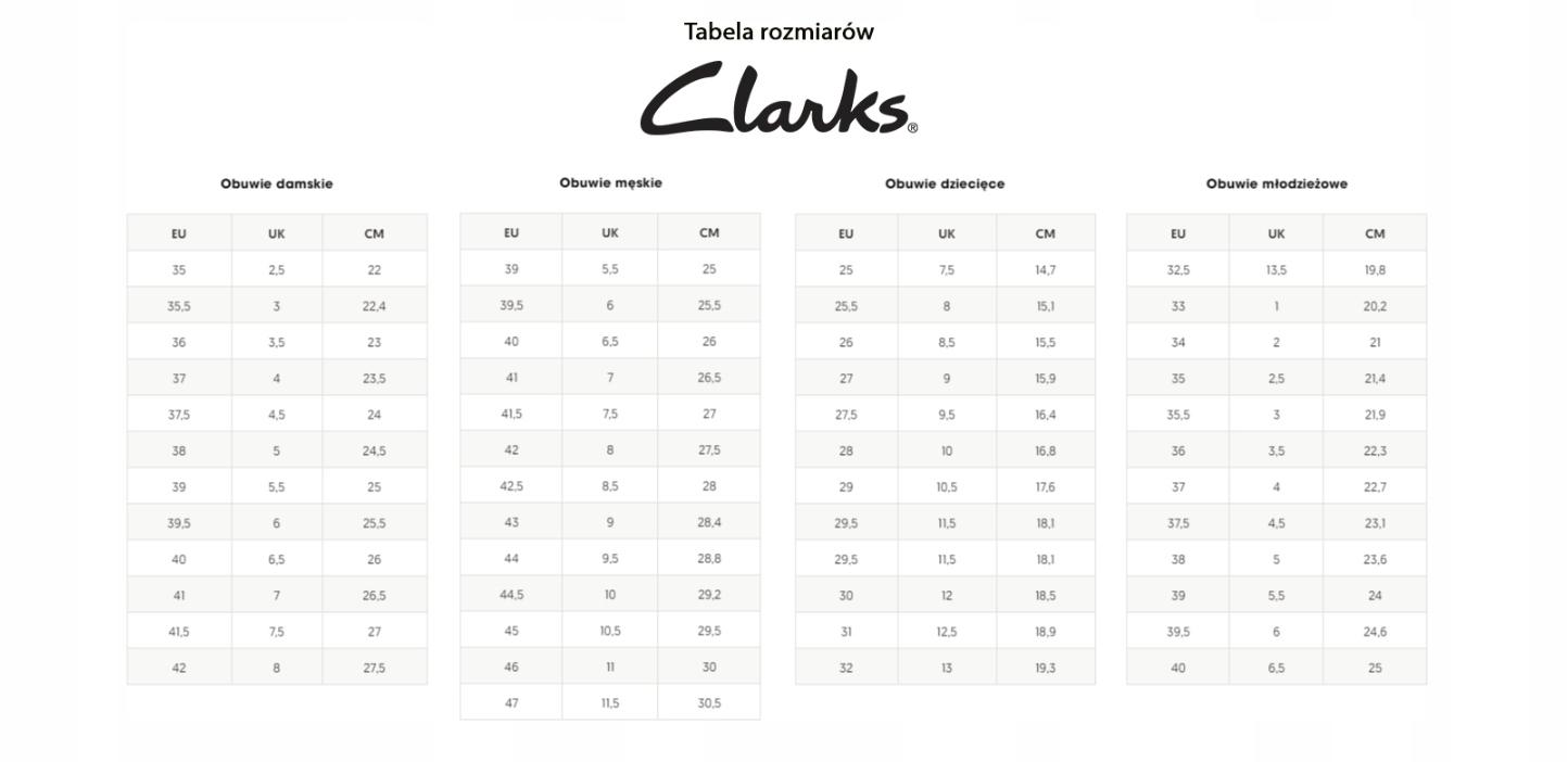 Clarks Maritsa Lara zielone (261338174) 35 5