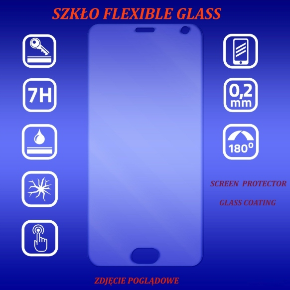 Szkło Flexible Glass Lenovo S850