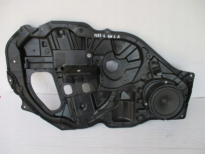 дверь передней панели Mazda 6 Ii Gh передняя левая стоимость