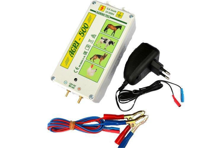 Elektryzator пастух электрический 230V/12V-0,6 ДЖ/0,4
