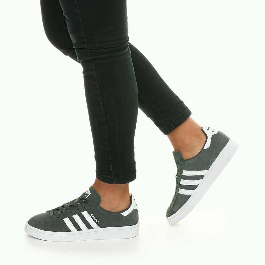 buty adidas campus damskie na nogach