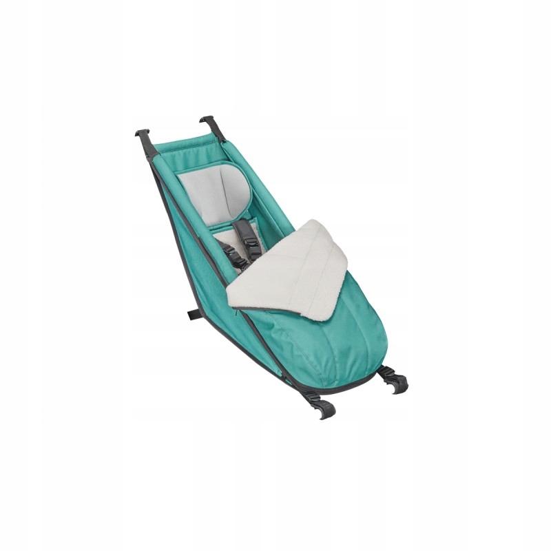 CROOZER BABY SEAT + ZIMNÁ SÚPRAVA BABY HAMMOCK