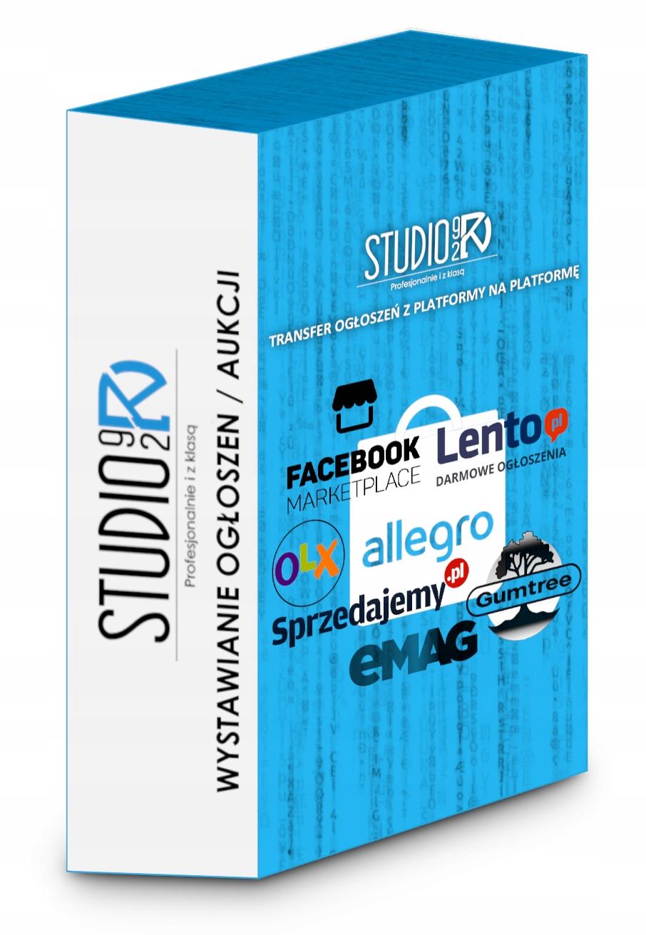Edycja Wystawianie Aukcji Allegro Olx Sprzedajemy Sklep Komputerowy Allegro Pl