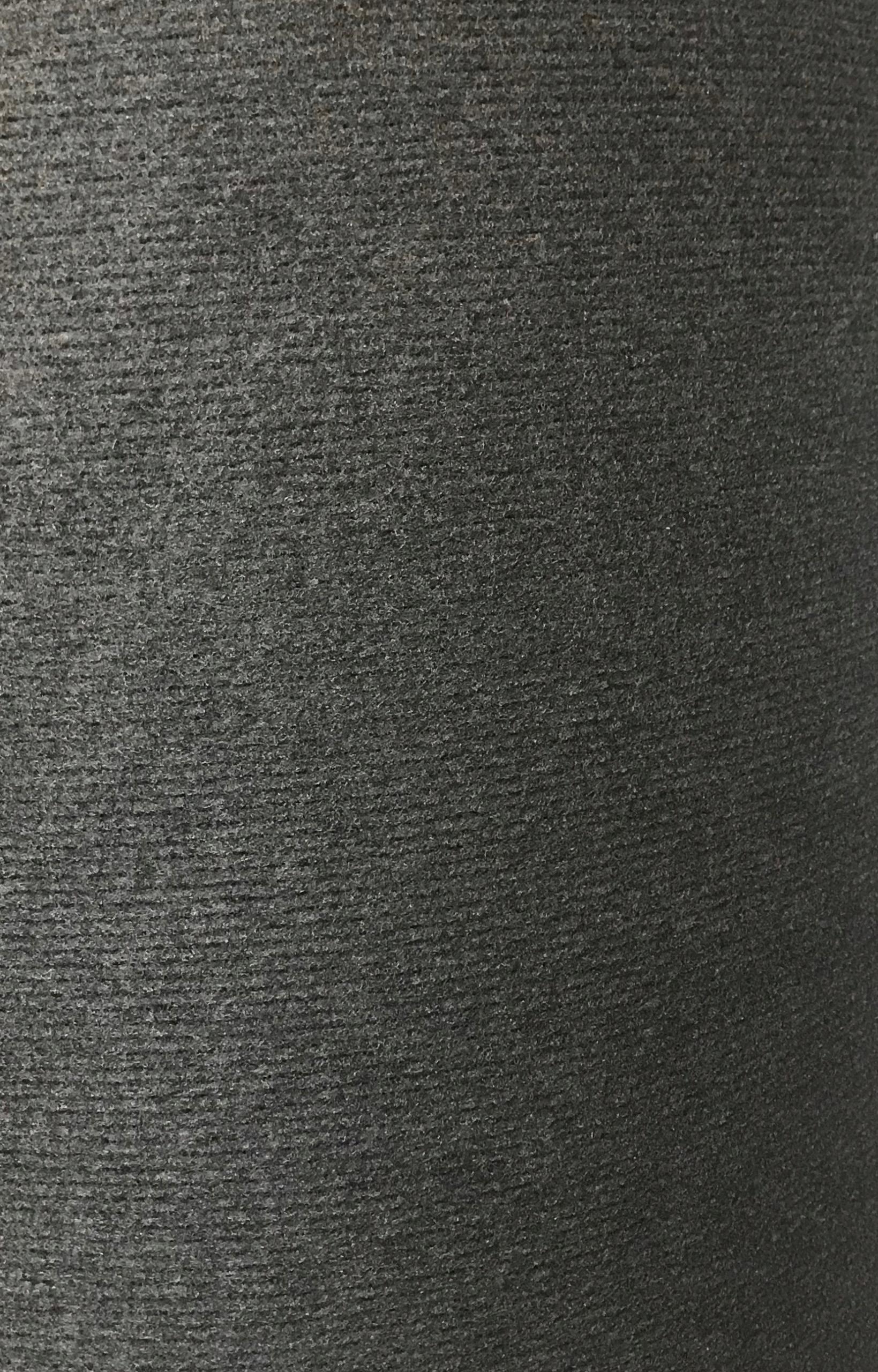 ковровое автомобильная черная 320gr премиум
