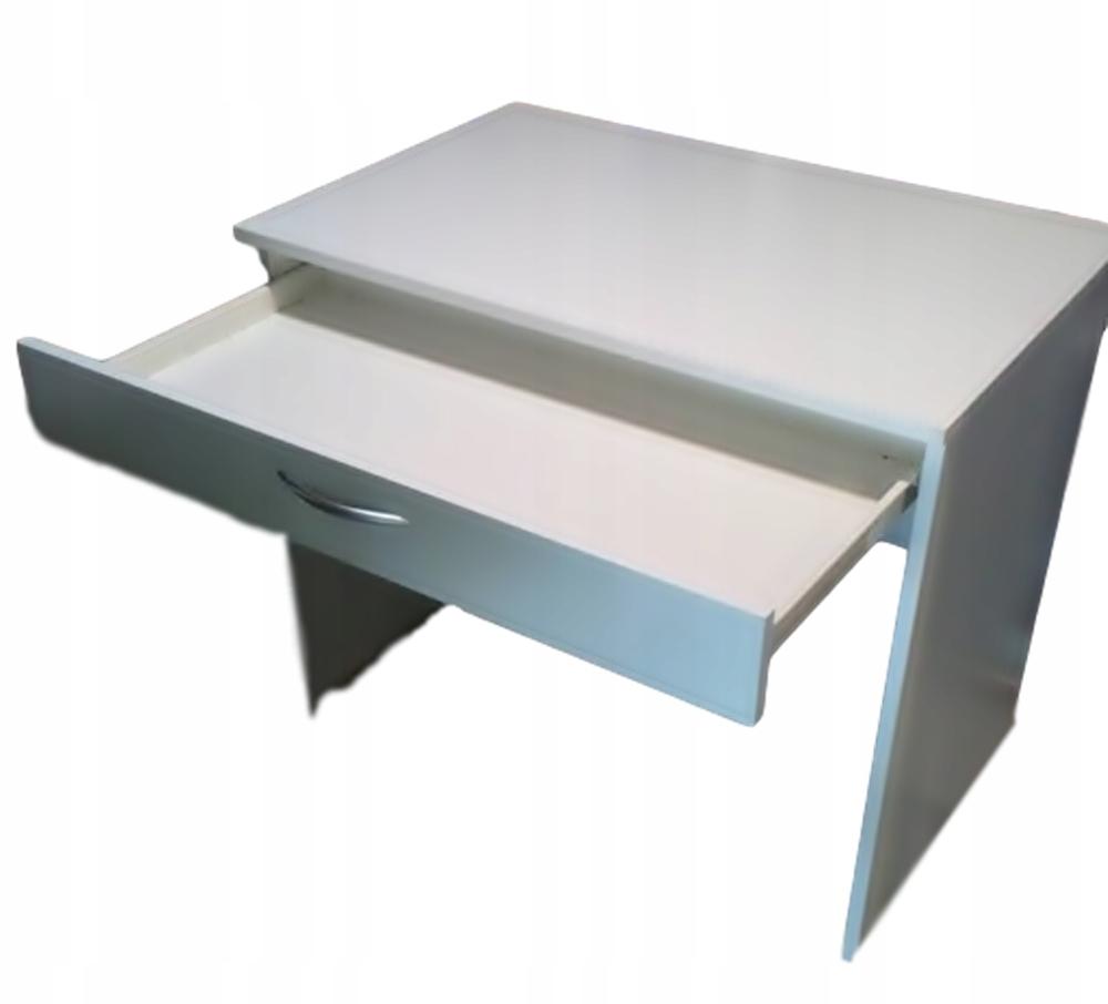 Písací stôl so zásuvkou 90x60 biele ostatné farby