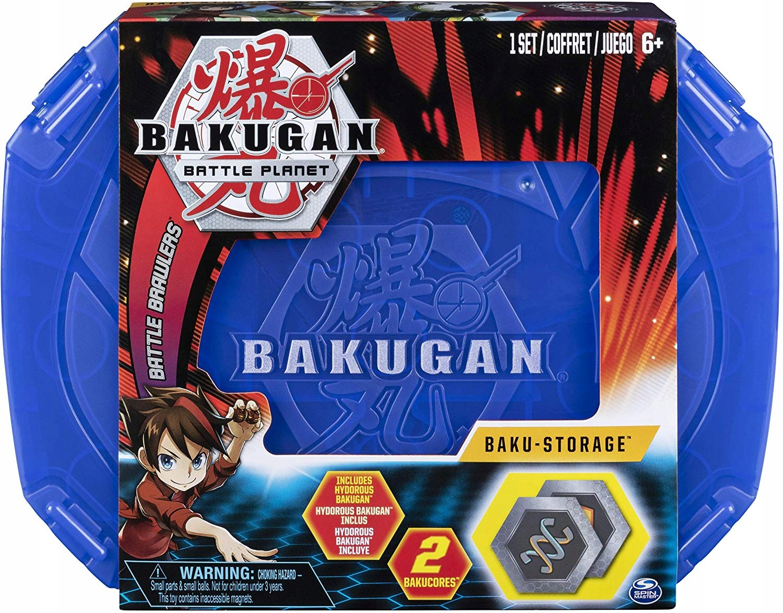 Spin Master Bakugan Collector's SuitcaseBlue