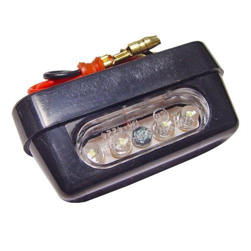 Podświetlenie Tablicy Rejestracyjnej LED Małe