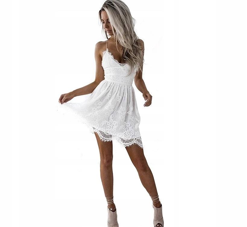 Сексуальное платье для свадебного кружева BOHO L