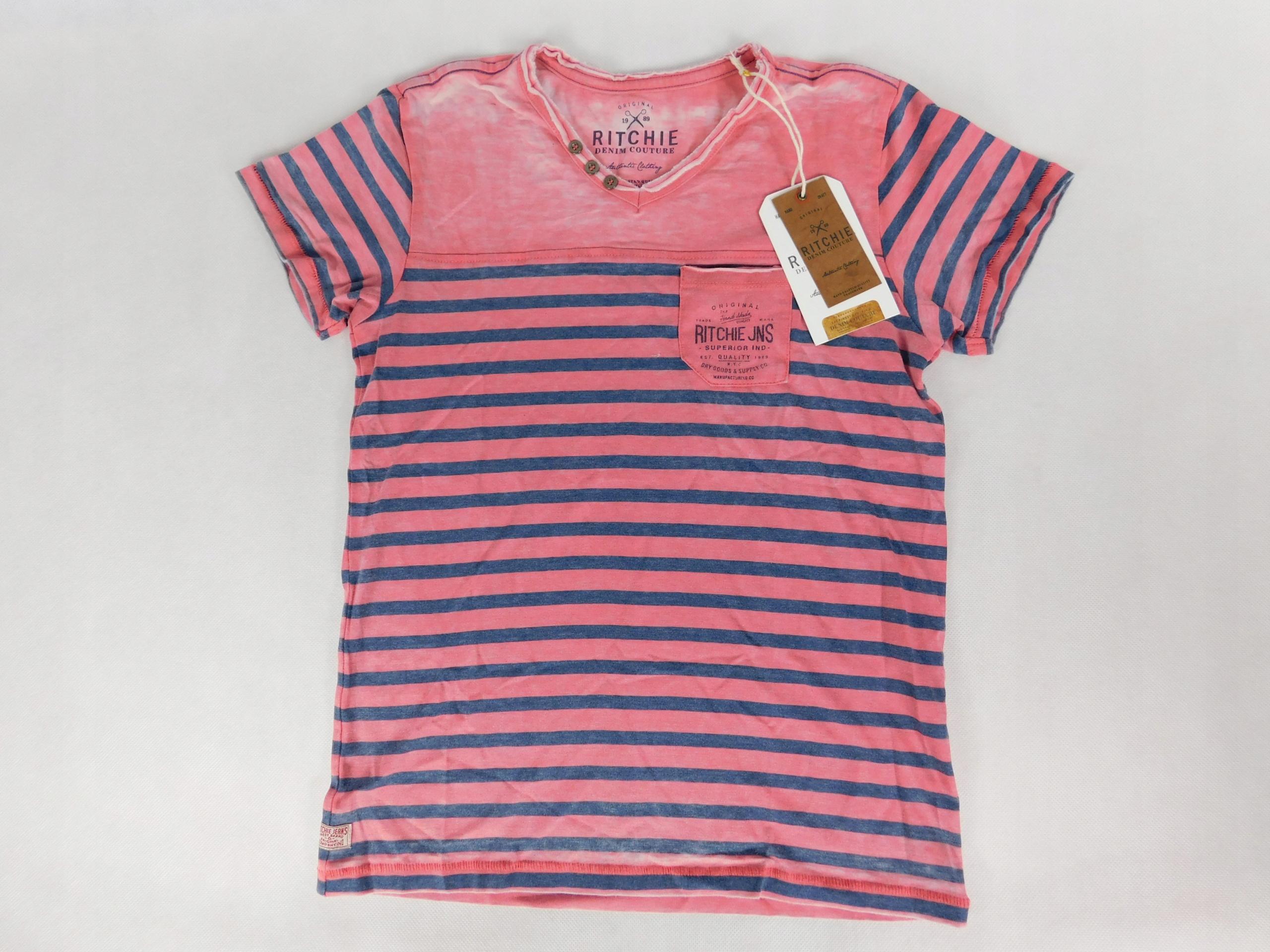 Ritchie t-tričko t-shirt vintage 164 cm