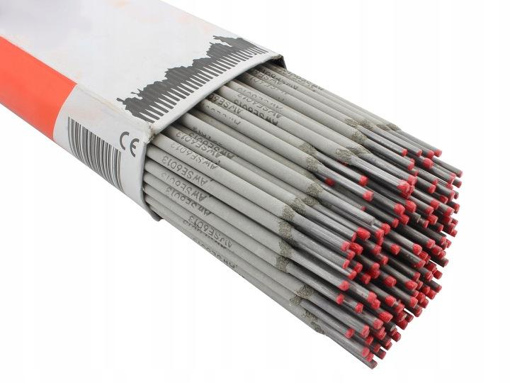 СВАРОЧНЫЕ ЭЛЕКТРОДЫ 3,25 мм х 350 мм 5 кг розовый