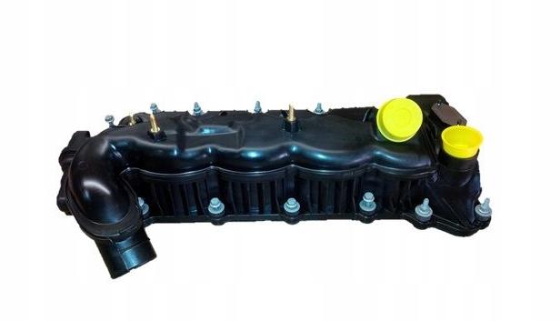 крышка клапанов коллектор range rover 36 tdv8