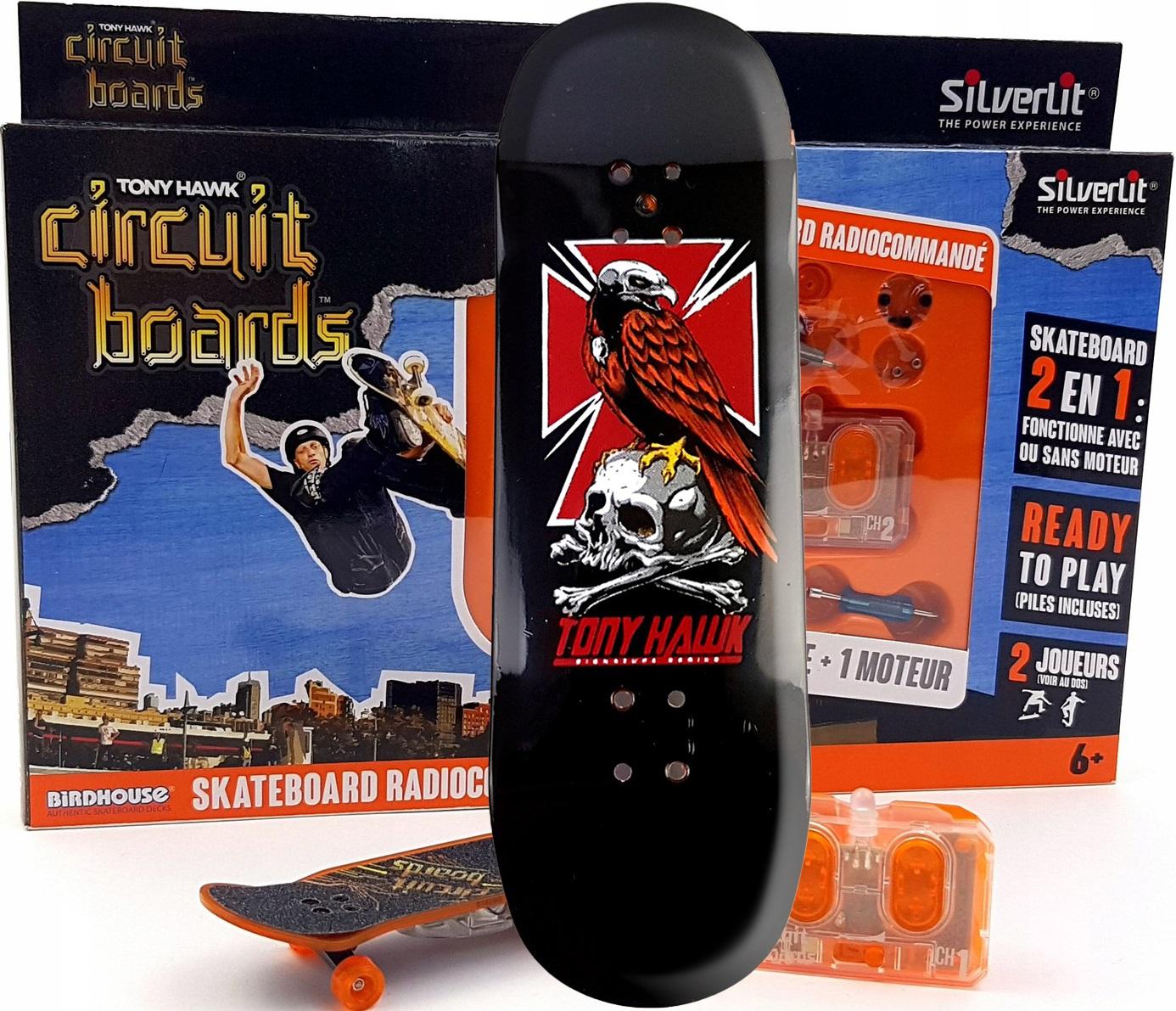 Fingerboard Skateboard 2 v 1 - Fingerboard RC