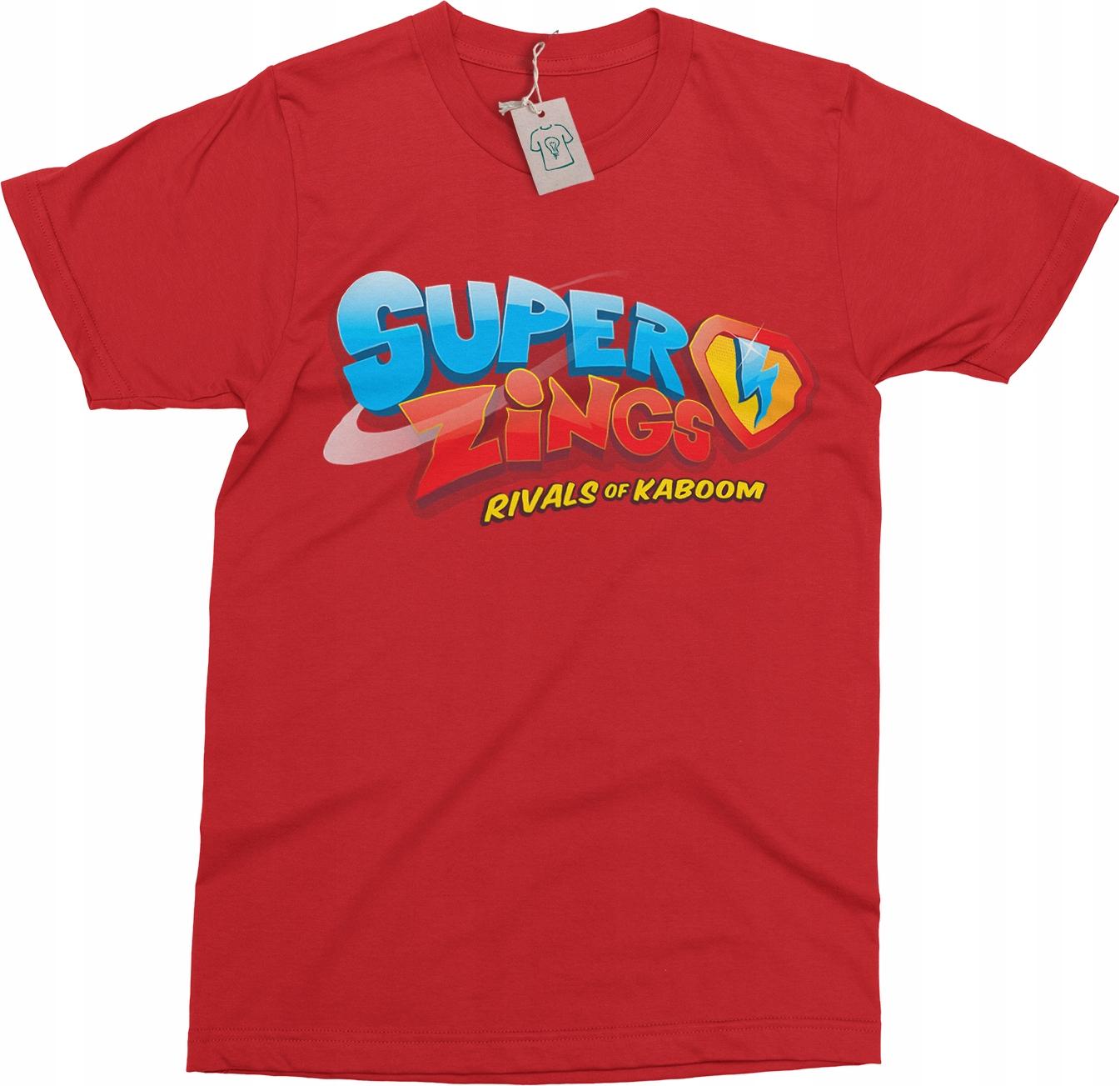 Detské tričko Super Zings ružové. farby XL 146