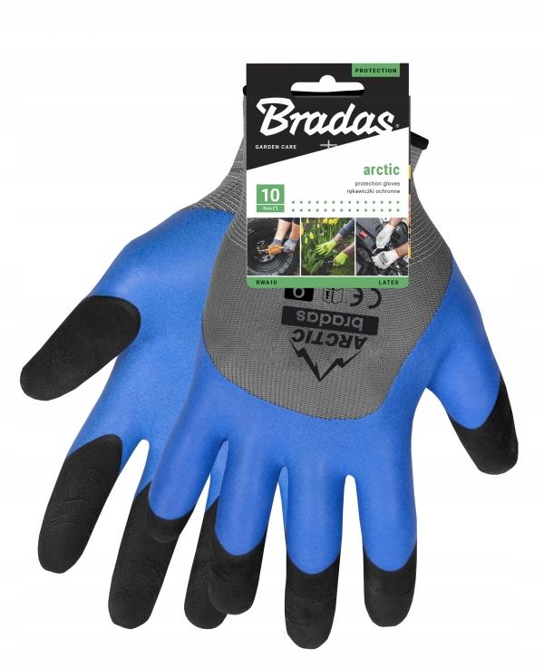 перчатки перчатки рабочие кровельные Artic 10 ТРУДА