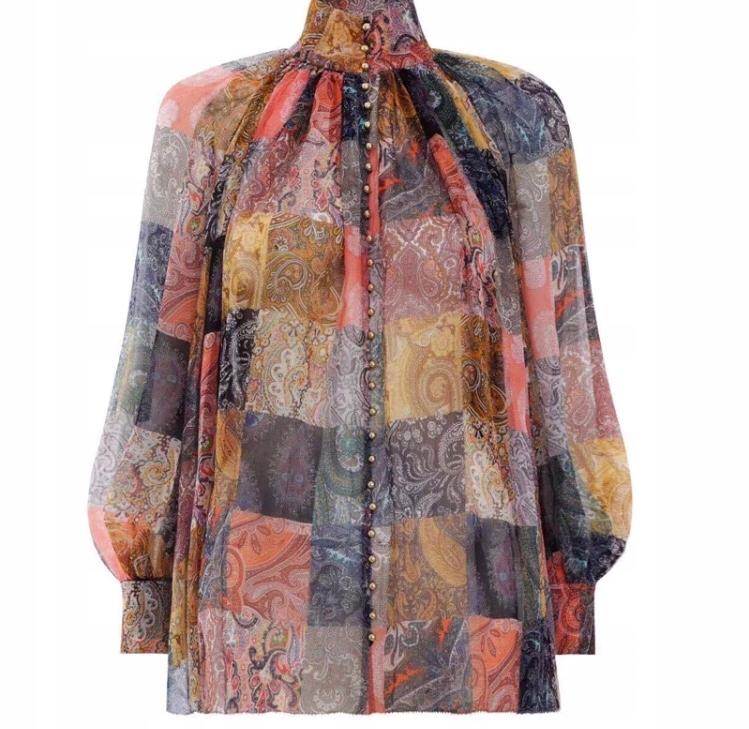 Tričko na jeseň vintage L