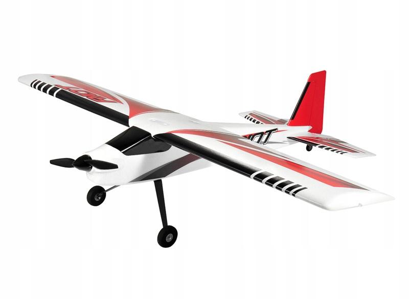 TopRcHobby Samolot Sportowy RIOT 1400MM PNP