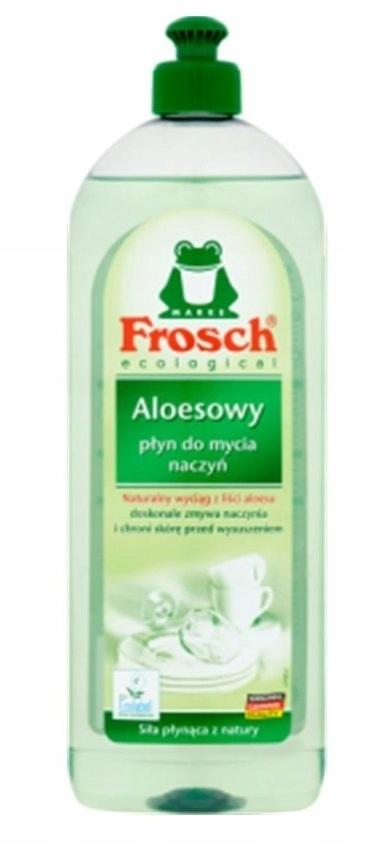 FROSCH EKO Aloesowy płyn do mycia naczyń 750 ml