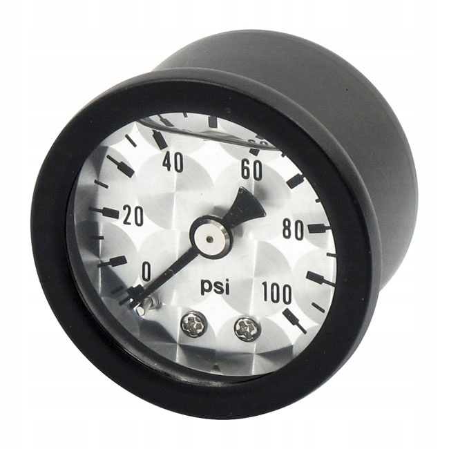 Ukazovateľ ropy tlak Harley RETRO-100PSI