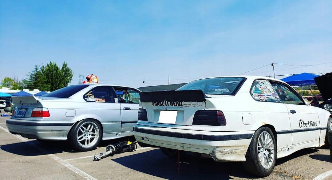 Bmw E36 Coupe Ducktail Drift Spoiler Spoiler Molding Xdalys Lt