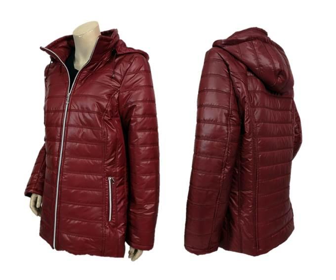 kurtki pikowane damskie allegro 5xl