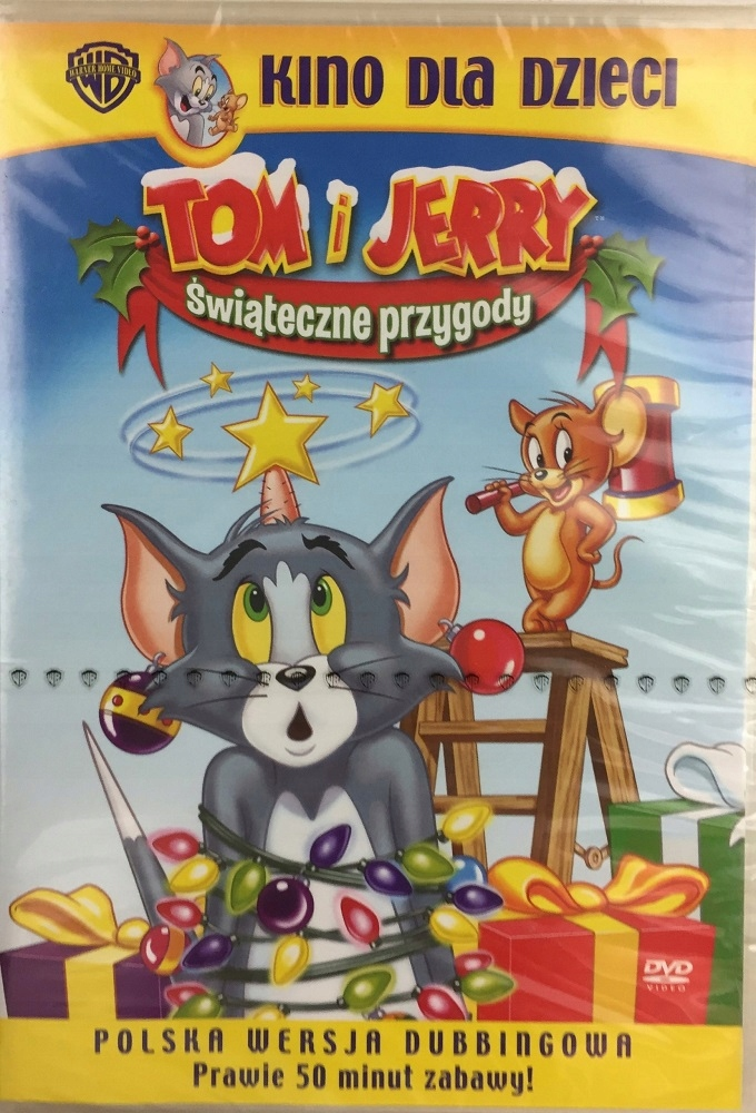 Item TOM and JERRY the new ADVENTURES DVD EN public holidays 24 hours