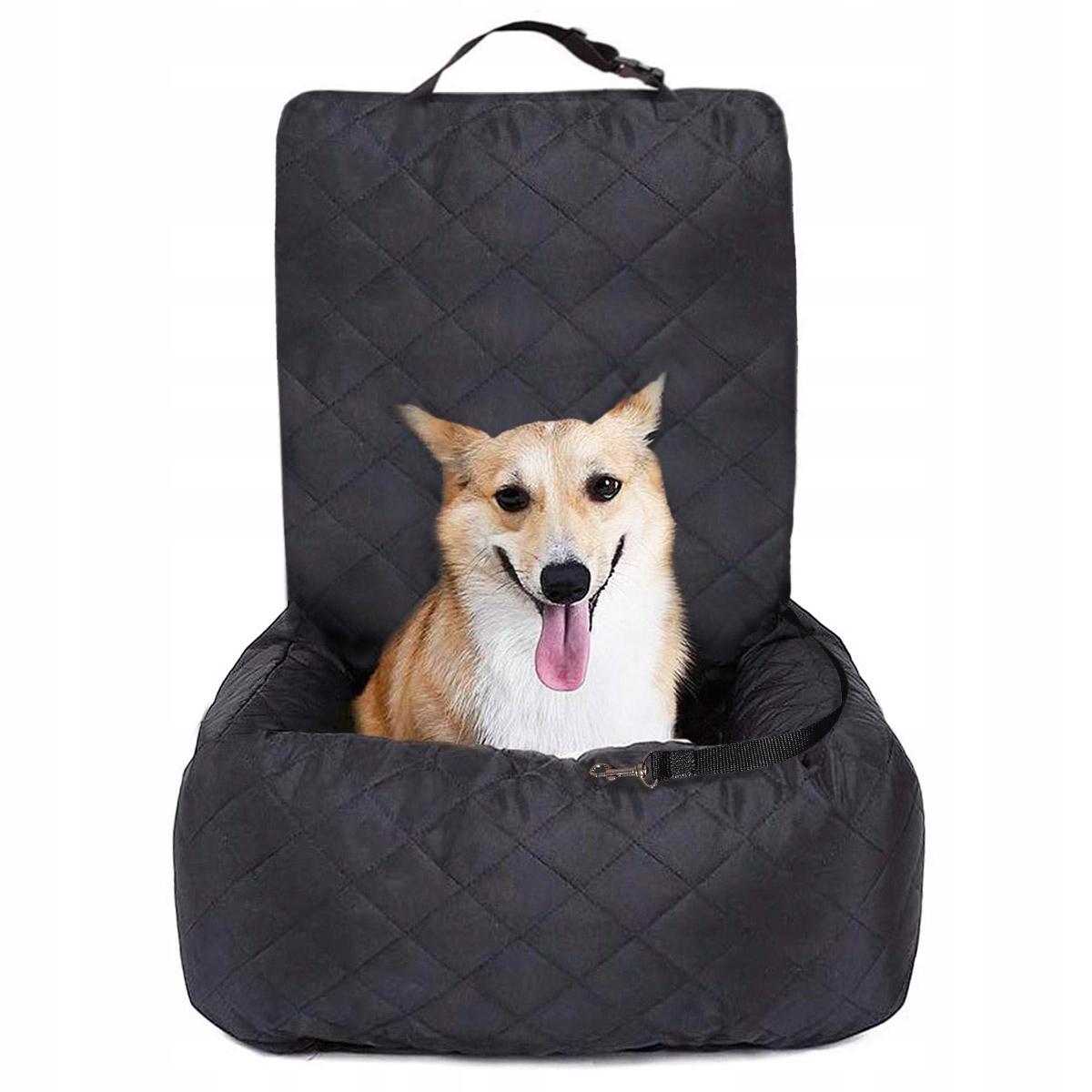 Fotelik Samochodowy dla Psa do Auta Transporter