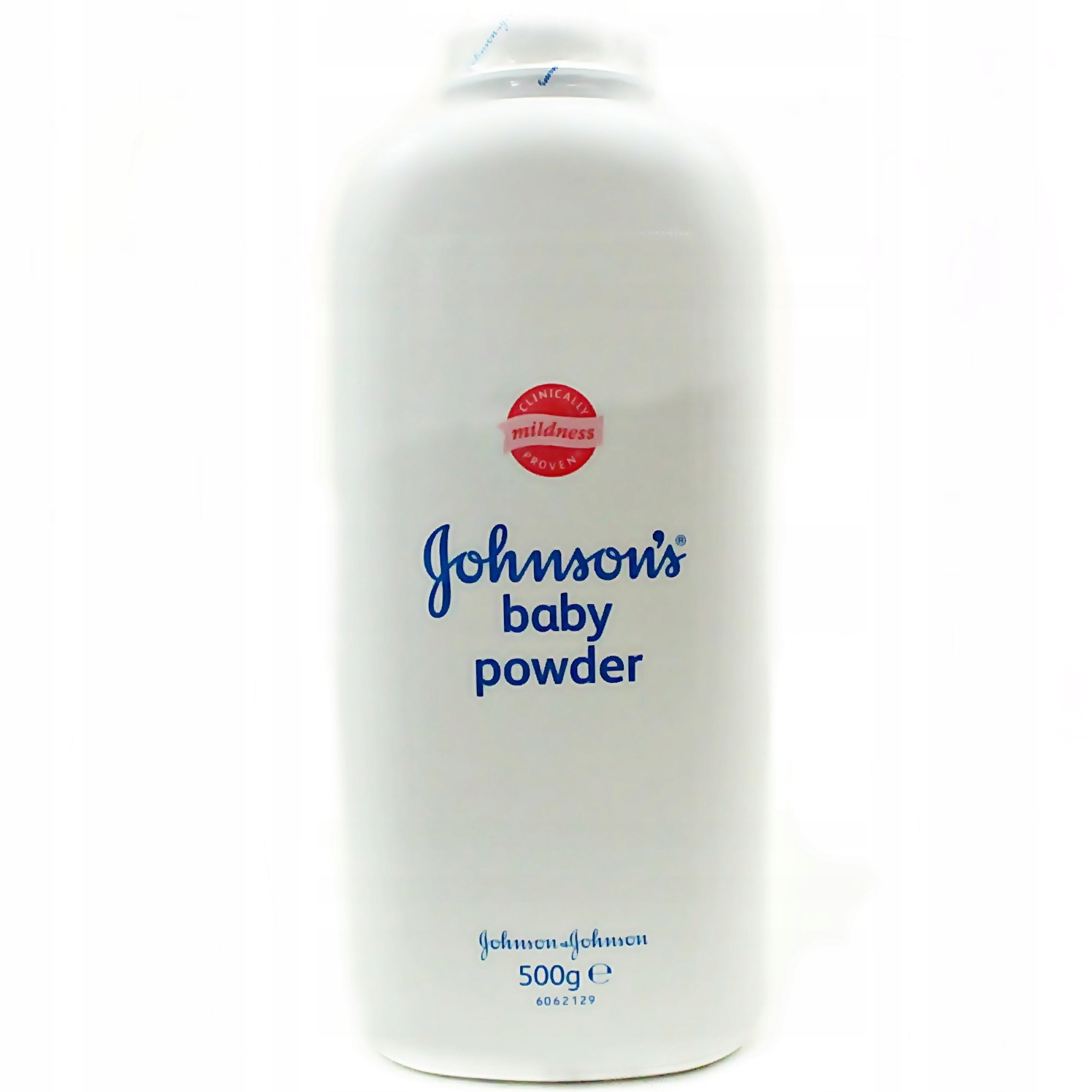 Item JOHNSON's BABY POWDER TALC 500g