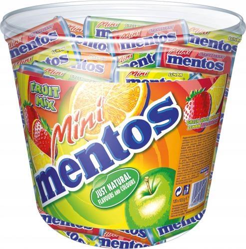 Mentos Mini candy 120 kusov.x10,5 g 02048