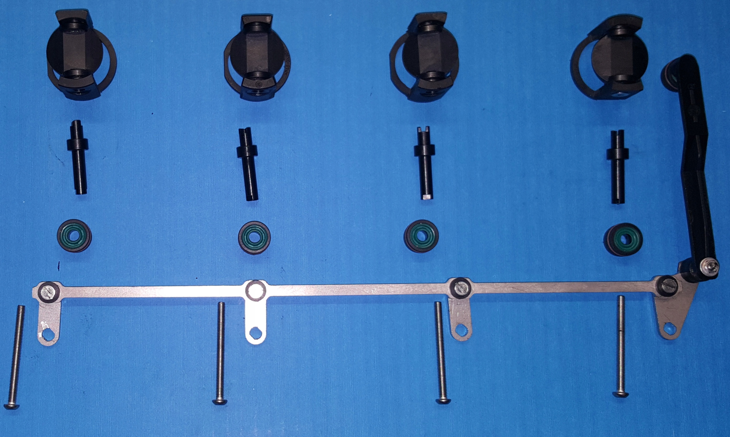 комплект ремонтный mercedes 2 2cdi w203 w210 w211