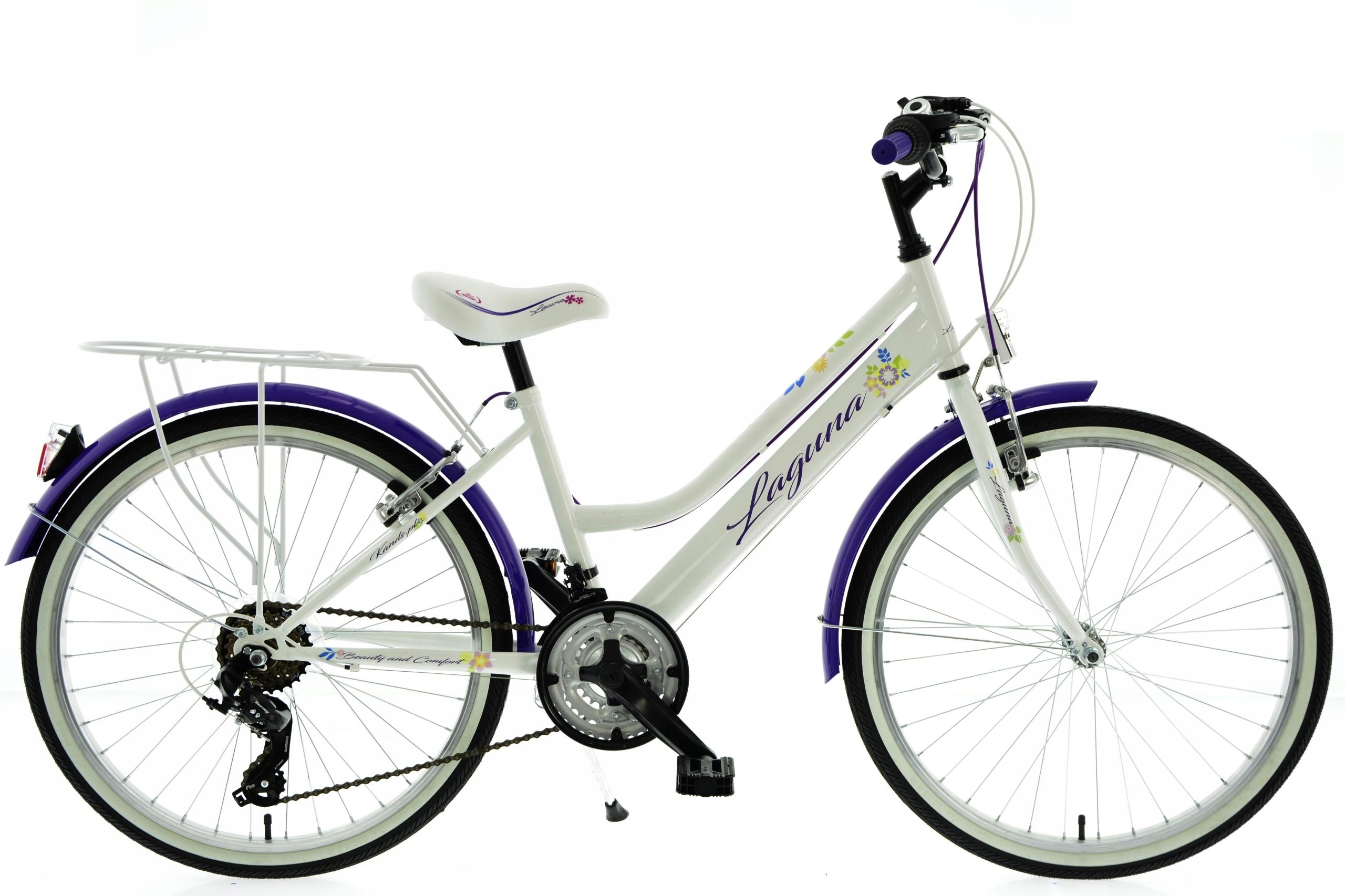 Na bicykli 24 Kands Laguna VS2 2019 darček pre prijímanie