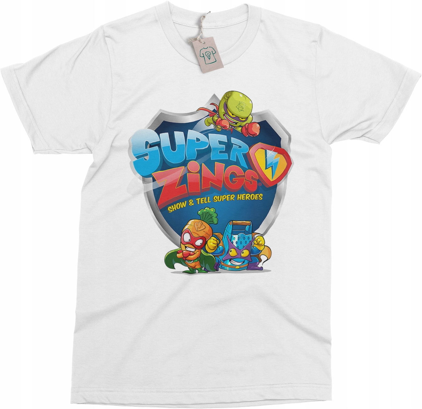 Detské tričko Super Zings ružové. farby XXL 164