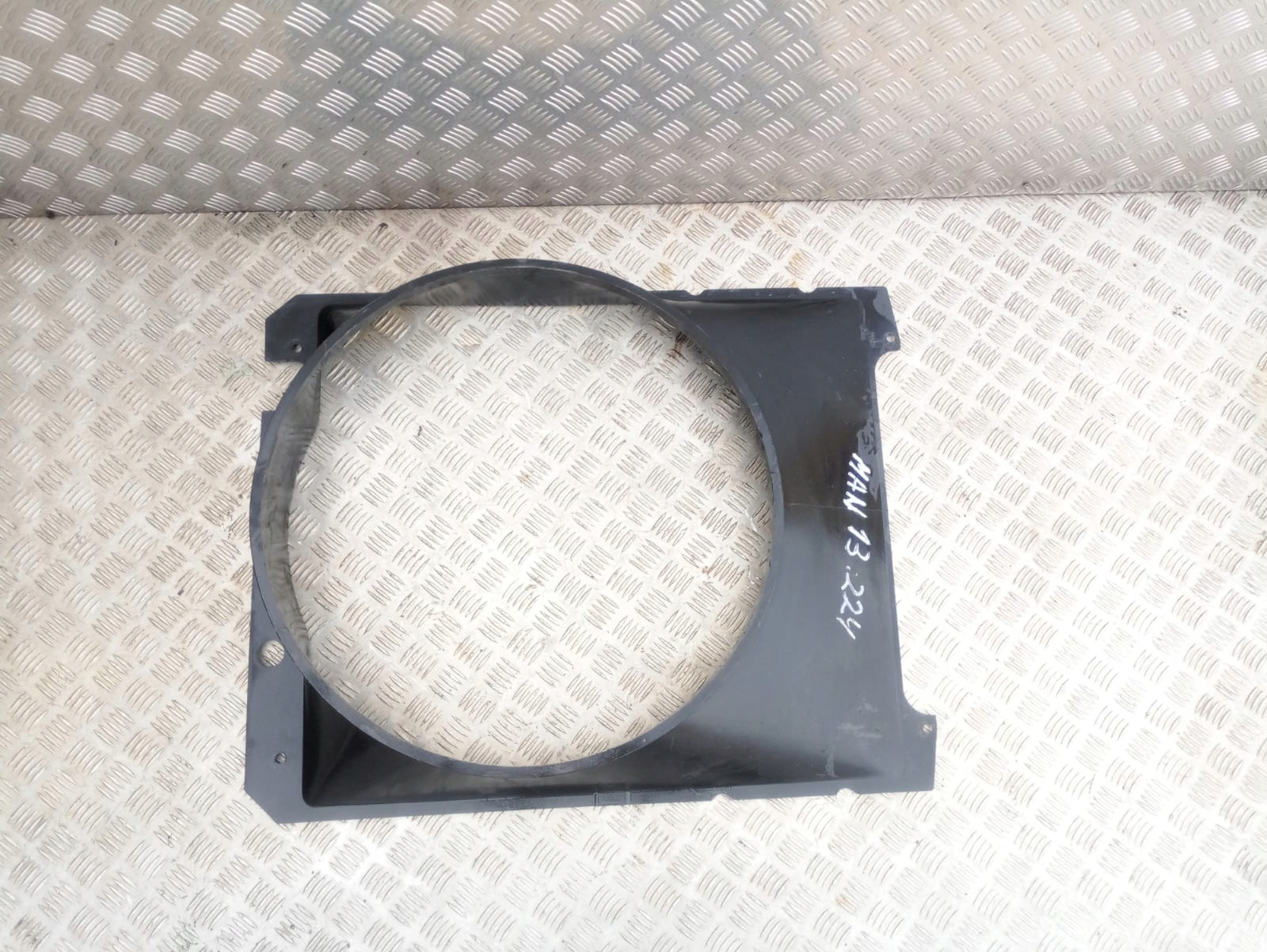 81066200084 корпус вентилятора радиатора