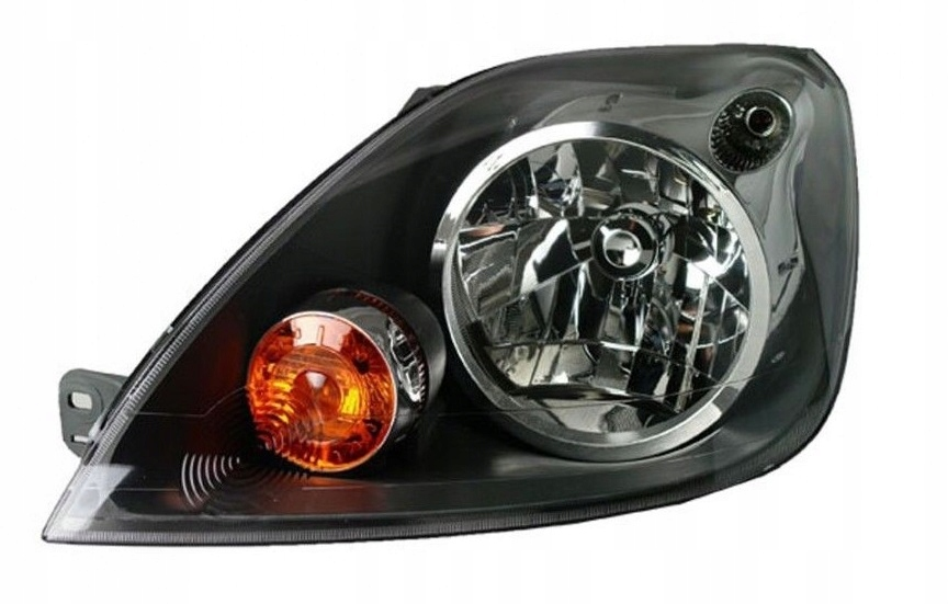 фары лампа слева ford fiesta mk6