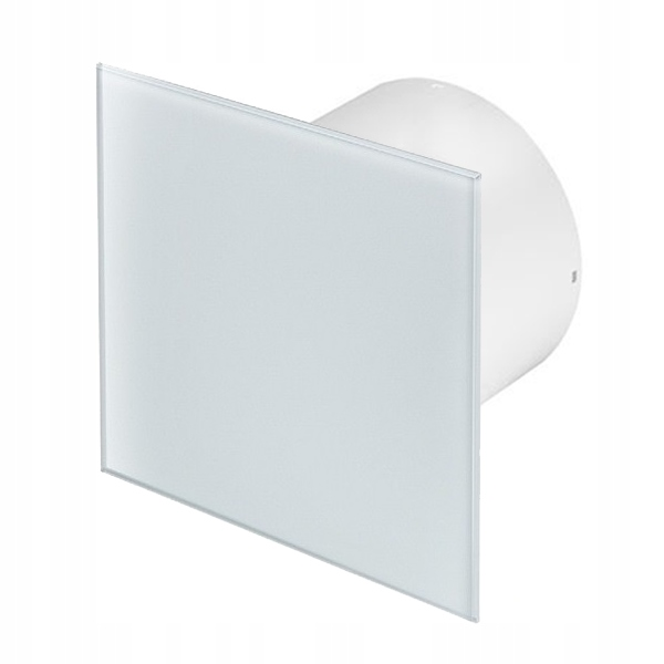 Вентилятор для ванной комнаты 100 AWENTA стеклянный гигростат