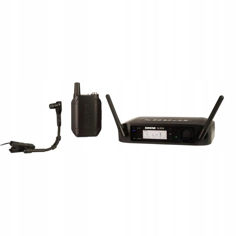 Shure GLXD 14E / B98 Bezdrôtový bezdrôtový set
