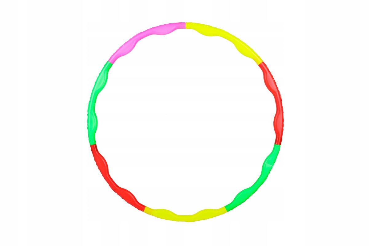 Zloženie kolesa Hula hop so schvaľovacím masárom