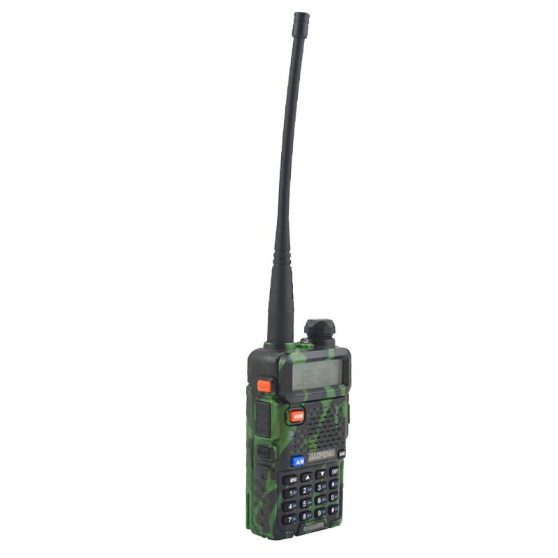 Купить Baofeng UV-5R HT 5W Radiotelefon PMR Kamuflaż ASG на Otpravka - цены и фото - доставка из Польши и стран Европы в Украину.
