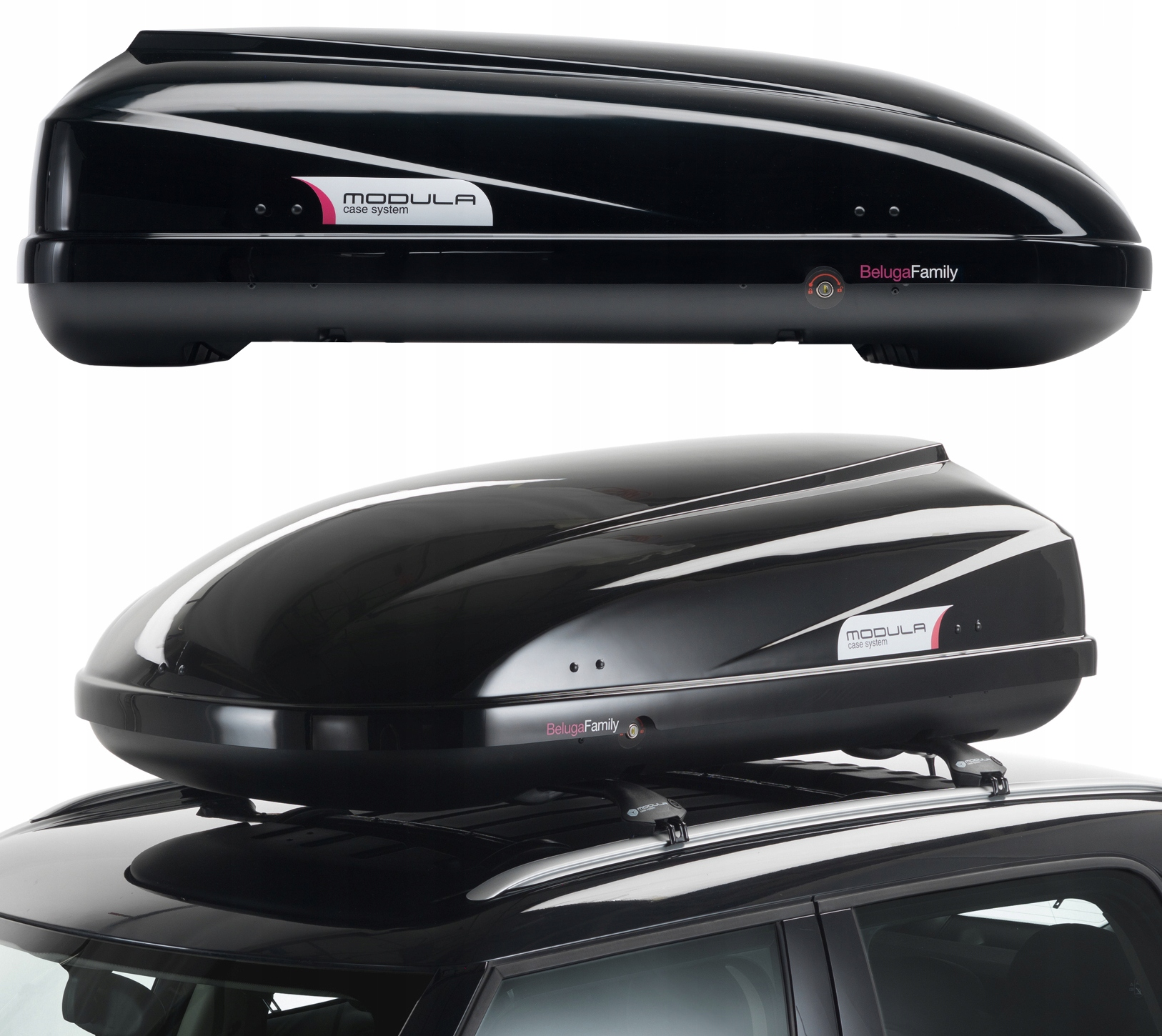 Багажник 420L Roof Roof FOR TROLLEY 157x91x46