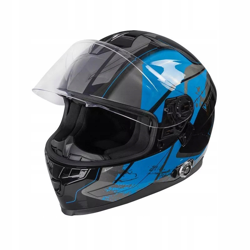 Шлем домофон FreedConn BM22 DOT L XL XXL 6 человек