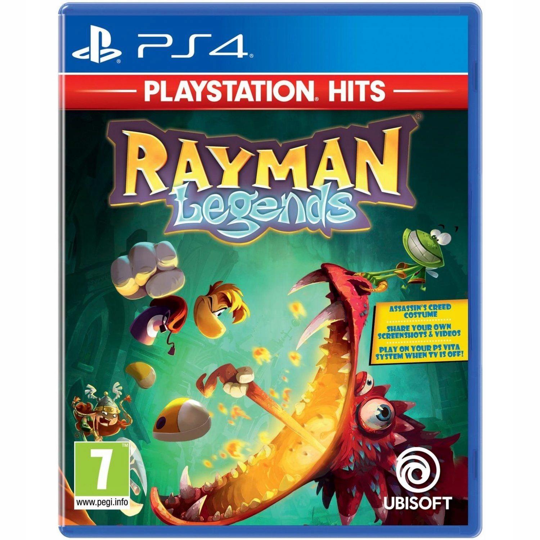 Купить Rayman Legends 1-4 игроков одновременно, по-русски, PS4 на Otpravka - цены и фото - доставка из Польши и стран Европы в Украину.