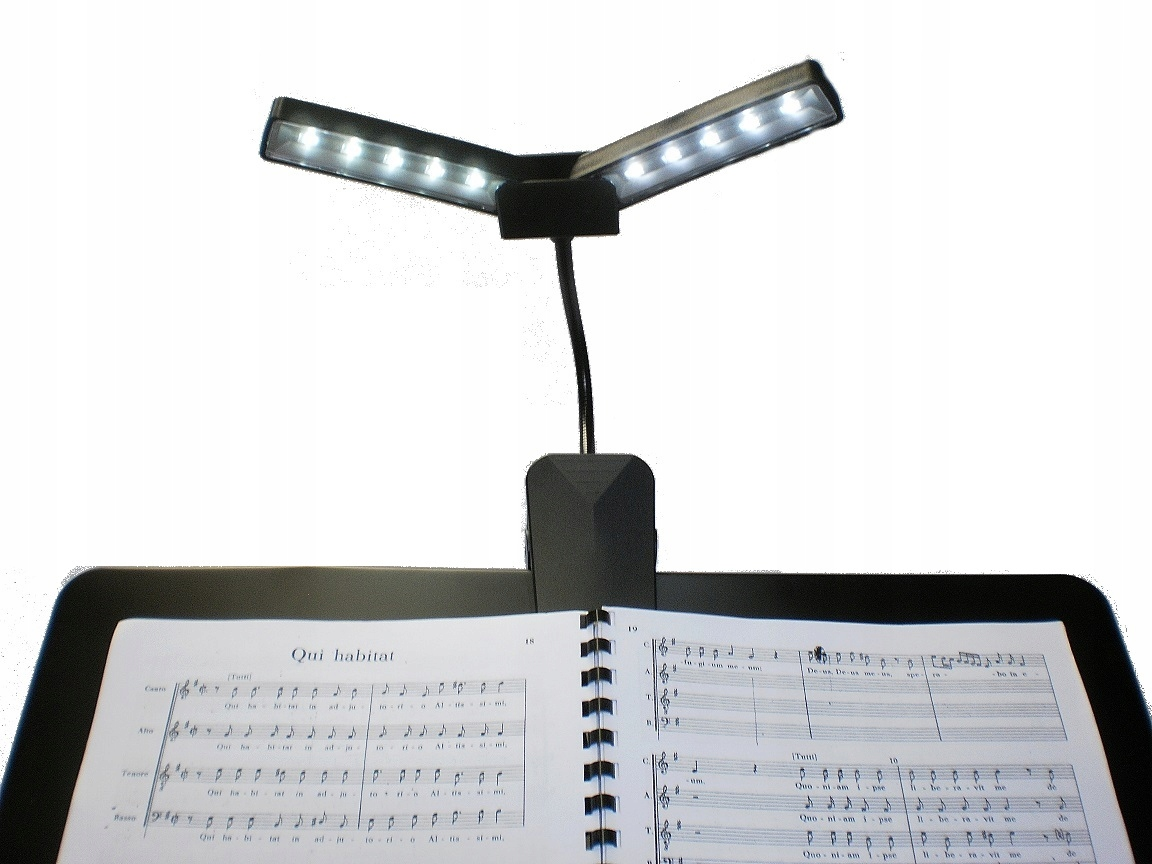 LED svietidlo pre pracovnú plochu na ploche Batérie a 220V