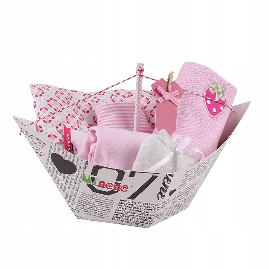 Set s darčeky pre Deti Minene Čln