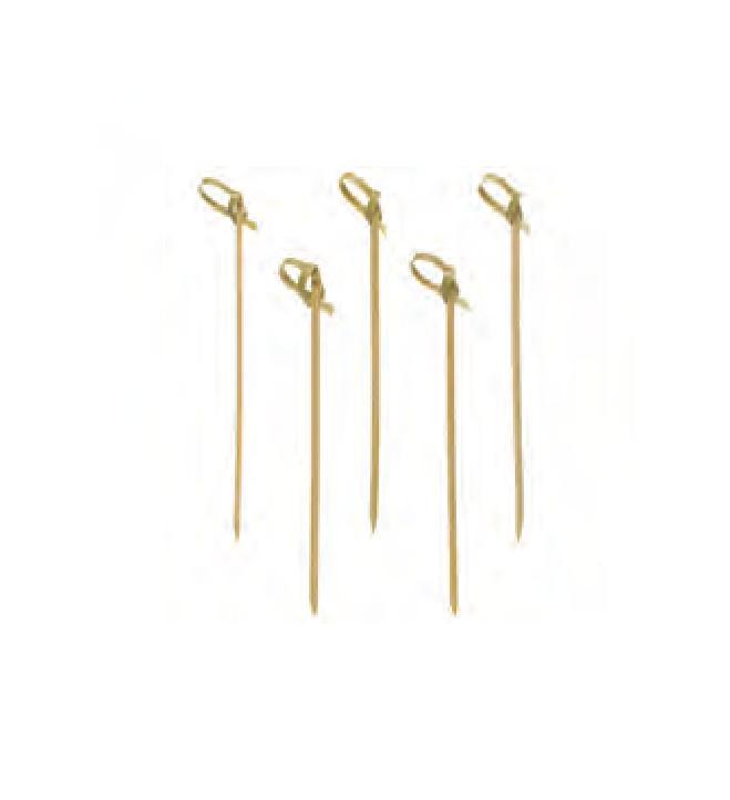 Bambusové špáradlá 6cm Pack 250ks FF-16769-6