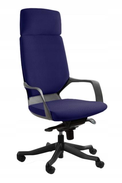 Apollo Kancelárske stoličky pre Unikátne čierna, tmavo modrá