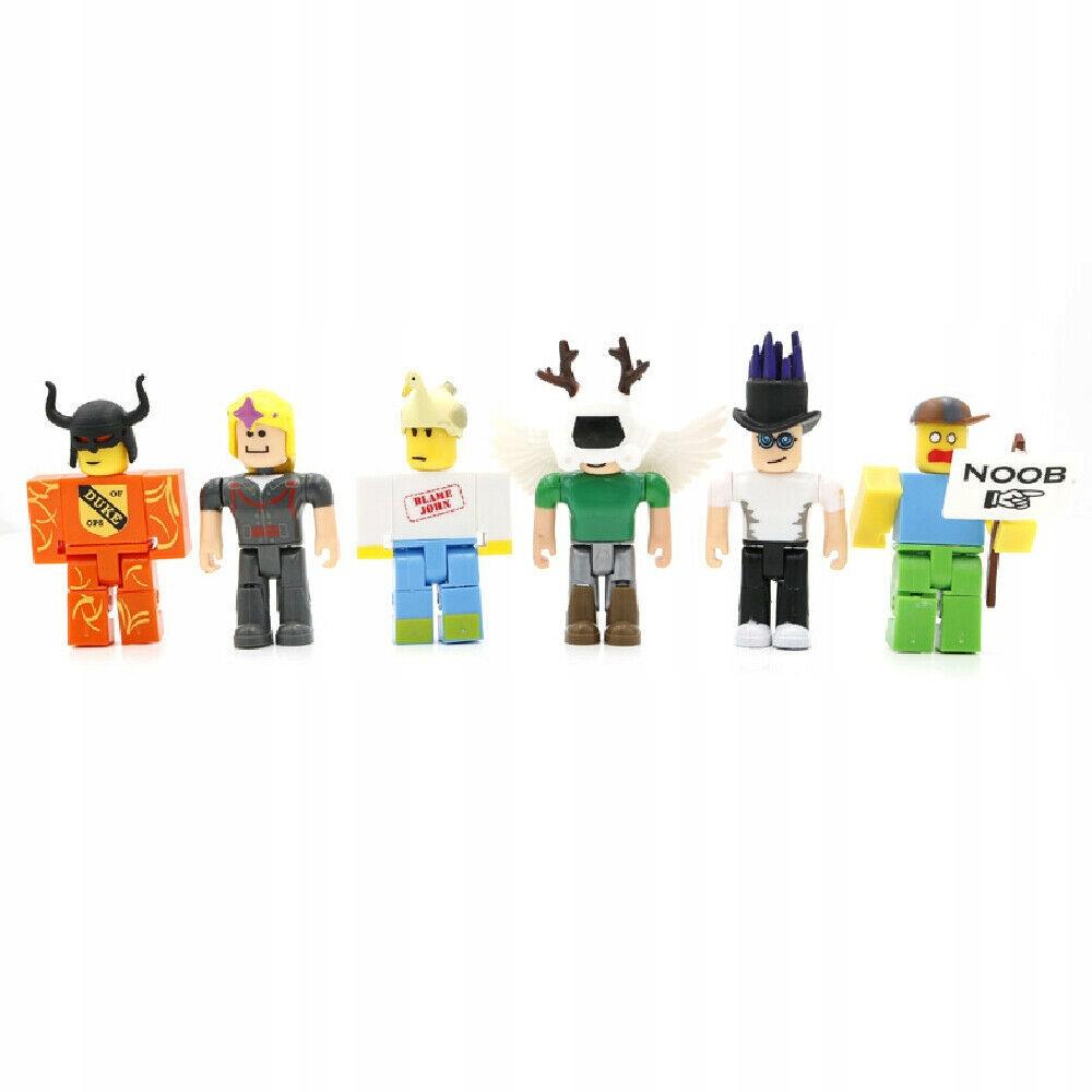 Roblox Game model zabawki 24 szt Wersja Deluxe Typ figurka
