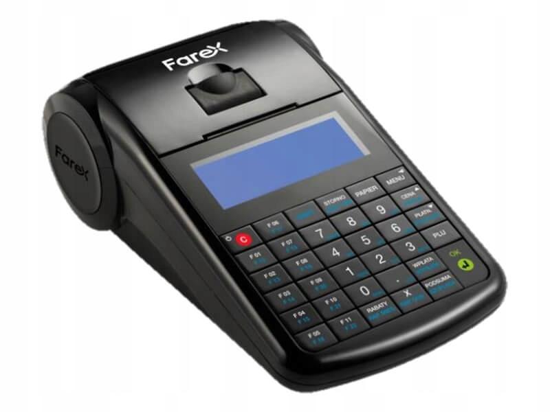 Kasa Fiskalna FAREX Online PRO 600 LAN