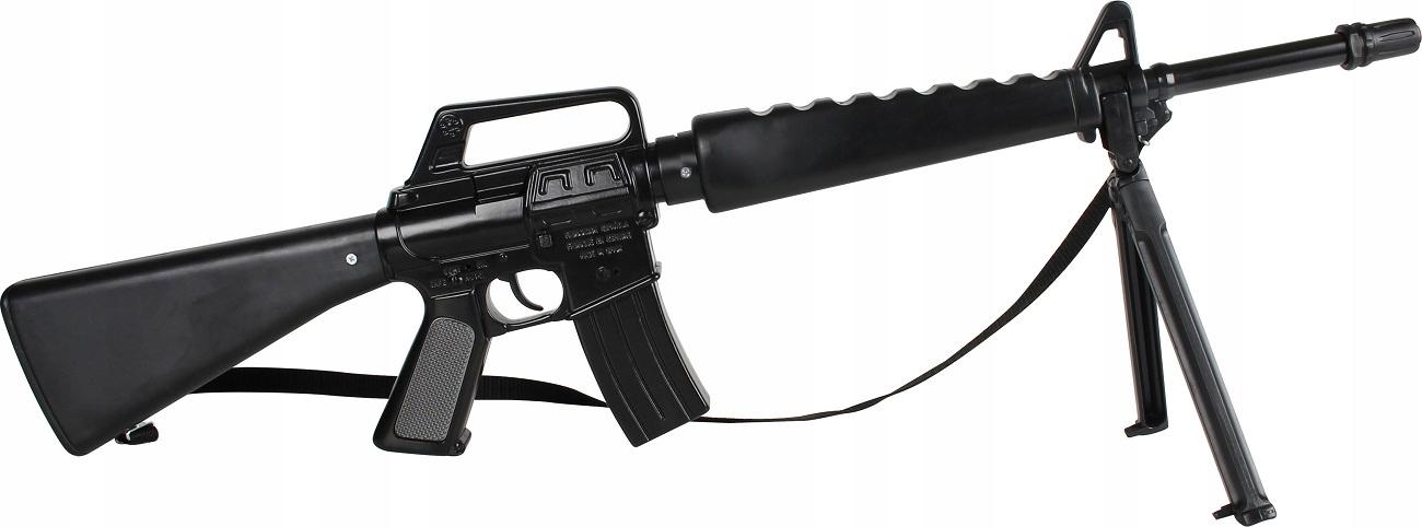 Americká kovová vojenská puška M16 Gonher 1118/6